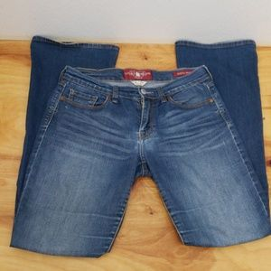 ❤LUCKY BRAND SOFIA BOOT BOOTCUT JEANS, size 4/27